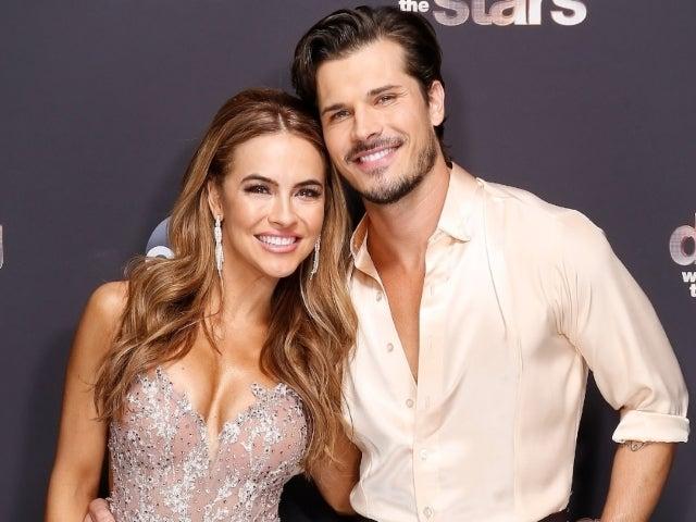 'Dancing With the Stars': Chrishell Stause Reacts to Dance Partner Gleb Savchenko's Split From Wife