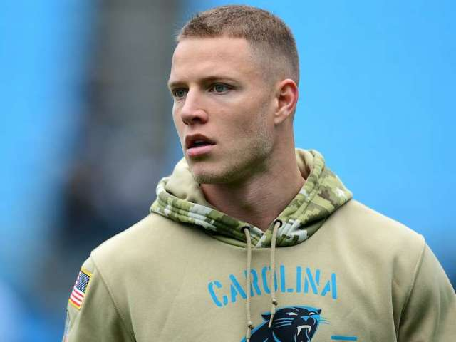 Christian McCaffrey Launches Charity for Military Members, First Responders