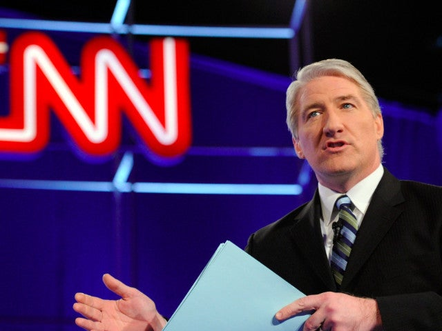 Twitter Is Seriously Impressed With CNN Anchor John King's Nonstop Election Night Coverage