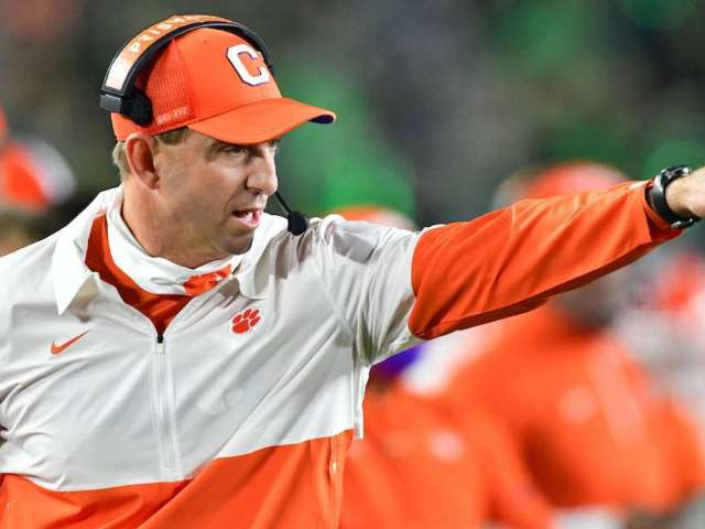 Clemson Coach Dabo Swinney Sounds off About Canceled Florida State Game: 'COVID Was Just an Excuse'