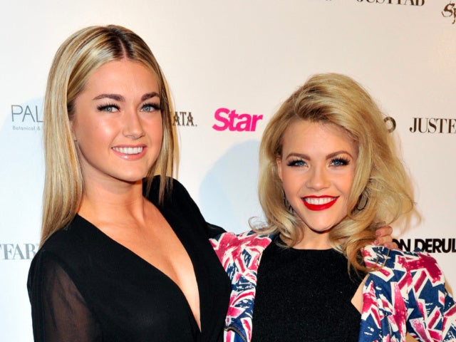 'Dancing With the Stars': Pregnant Witney Carson Celebrates Baby Shower With Lindsay Arnold