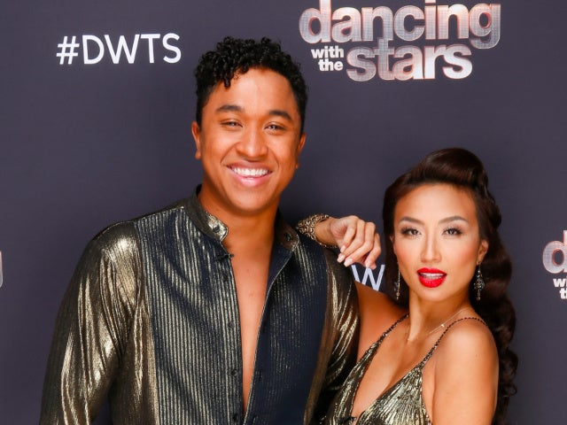 'Dancing With the Stars': Jeannie Mai's Pro Partner Brandon Armstrong Speaks out After They're Forced to Drop Out