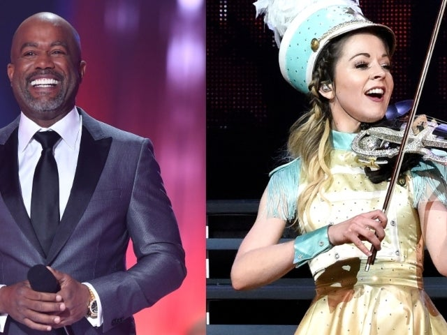 Darius Rucker Teams With Violinist Lindsey Sterling for New Version of 'What Child Is This'