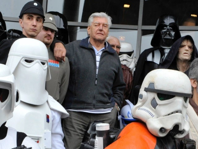 'Star Wars' Fans Mourn the Loss of Darth Vader Actor David Prowse