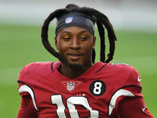 Cardinals' DeAndre Hopkins 'Thankful' Texans Traded Him for Second-Round Pick
