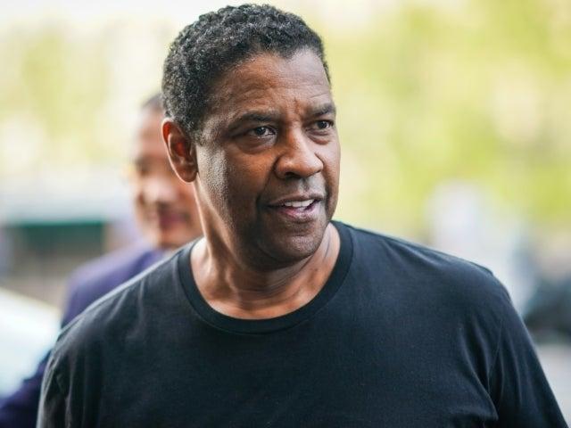 Los Angeles Fire Department Responds to Denzel Washington's Home