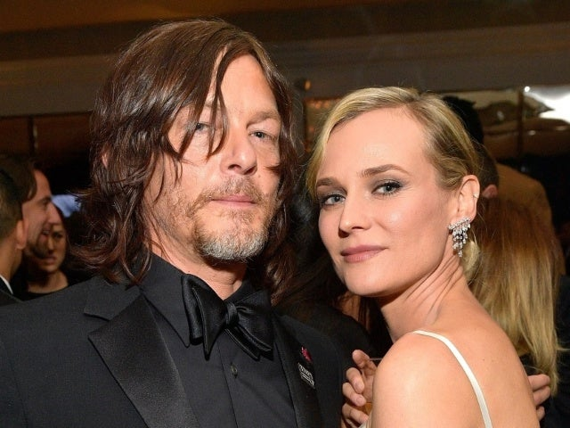 Diane Kruger Shares Adorable Rare Video of Norman Reedus Helping Their Daughter With ABCs