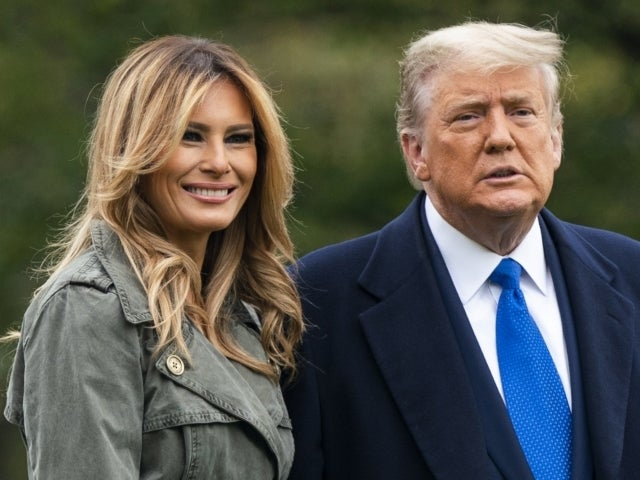 Donald and Melania Trump Wish Americans a Happy Thanksgiving Amid President's Election Tweets