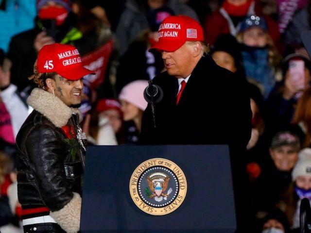 Lil Pump Reportedly Didn't Vote Despite Endorsing Donald Trump