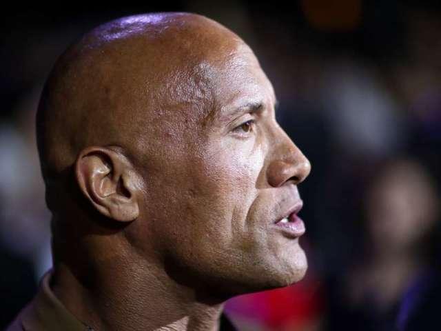 Dwayne 'The Rock' Johnson Is Rebooting 'The Scorpion King'