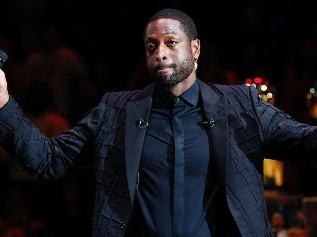 Dwyane Wade Shows Appreciation to Mike Tyson for Defending Daughter Zaya Against Transphobia