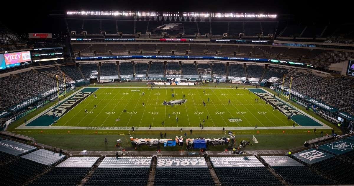 Eagles fans banned Lincoln Financial Field COVID-19 restrictions