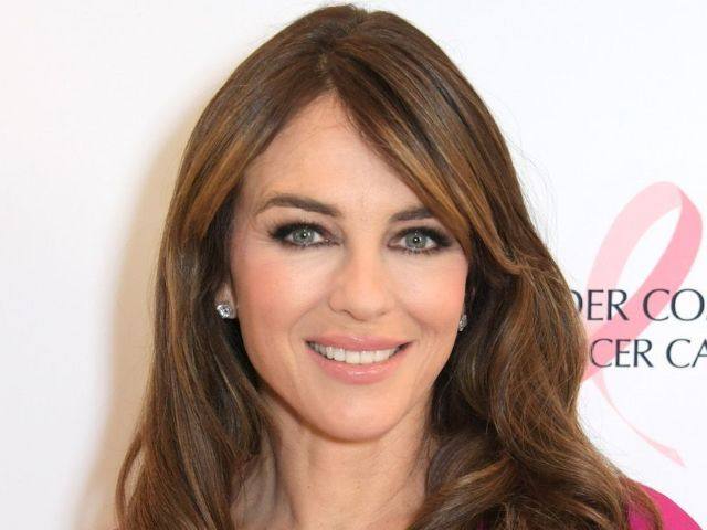 Elizabeth Hurley Perfectly Sums up Quarantine With 'Another Night in Lockdown' Throwback