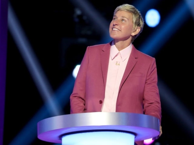 People's Choice 2020: Ellen DeGeneres Thanks 'Amazing Staff' During Win After Backstage Controversy