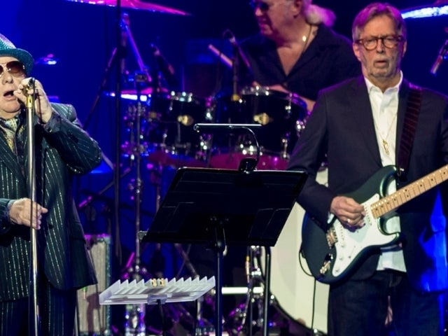 Eric Clapton, Van Morrison Team for Anti-Lockdown Song to Support Live Venues Affected by Pandemic
