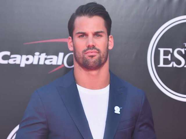 Eric Decker Embraces His Inner Lumberjack in New Woods Photo