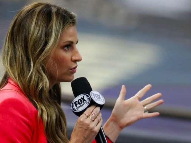 NASCAR Race: Erin Andrews Named Grand Marshal for Atlanta Race