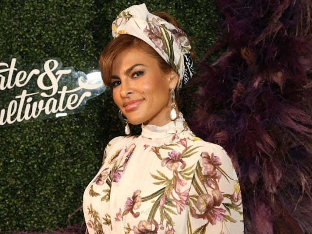 Eva Mendes Shares Graphic Photo of Mono-Thread Cosmetic Procedure: 'Being Tortured by the Best of the Best'