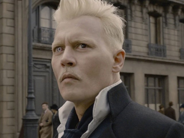 Johnny Depp's 'Fantastic Beasts' Replacement Announced After He Was Asked to Step Down