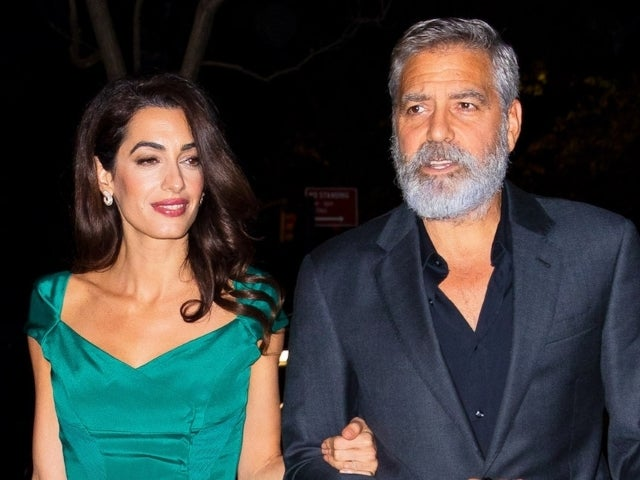 George Clooney Reveals He's Been Cutting His Own Hair Since the 1990s