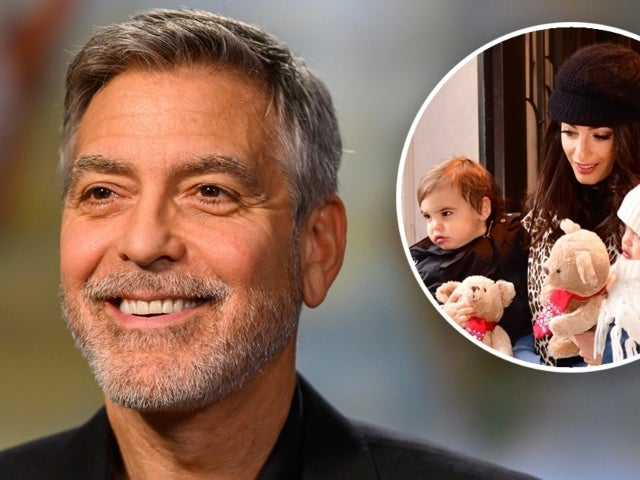 George Clooney Makes Rare Admission About Wife Amal, Their 3-Year-Old Twins