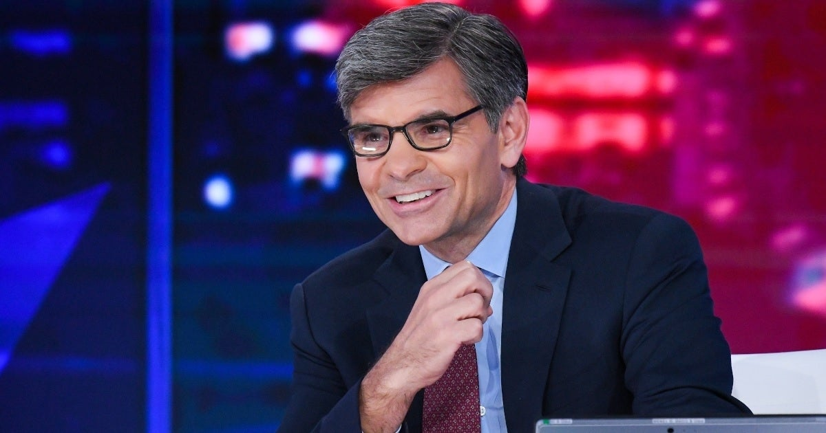 george stephanopoulos getty images