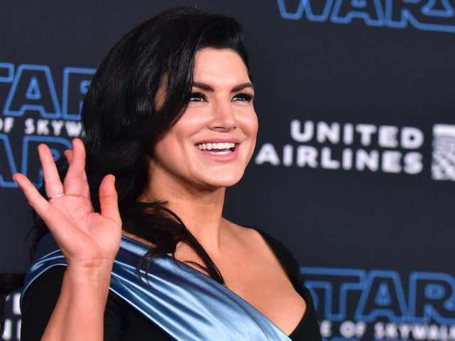 Gina Carano Snubbed by Emmys After 'The Mandalorian' Firing