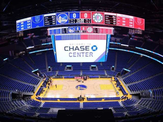 Golden State Warriors Looking to Have 50 Percent Capacity for Home Games Next Season