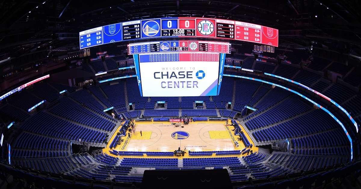 Golden State Warriors 50 percent capacity home games next season