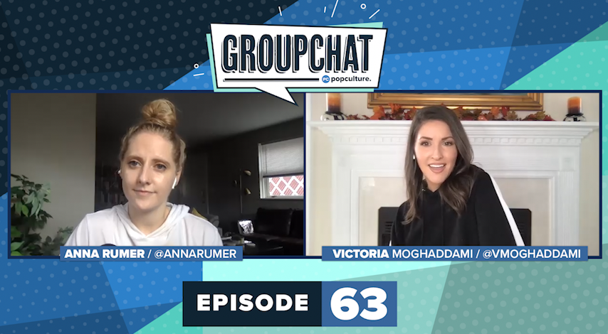 Group Chat Talks Dancing With The Stars Finale Contestants (Ep. #63 - Nov. 20, 2020)