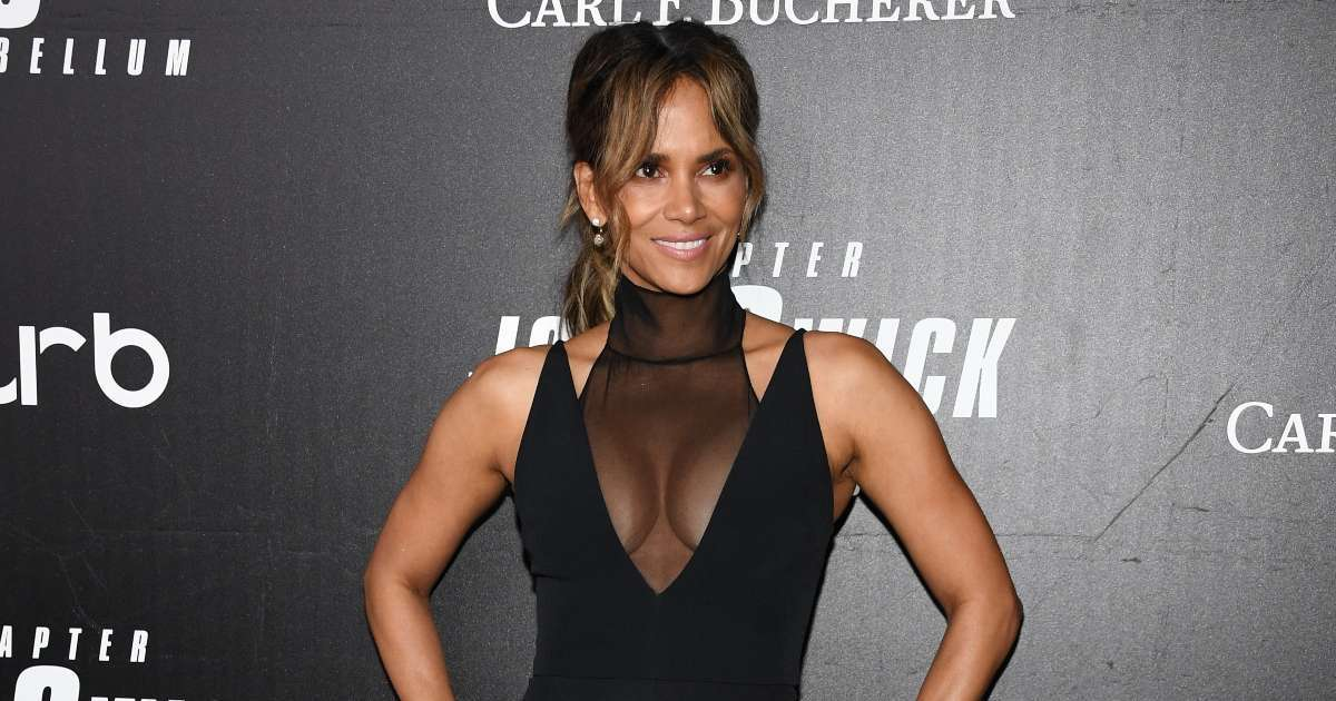 Halle Berry blast claims bad in bed cheeky remark