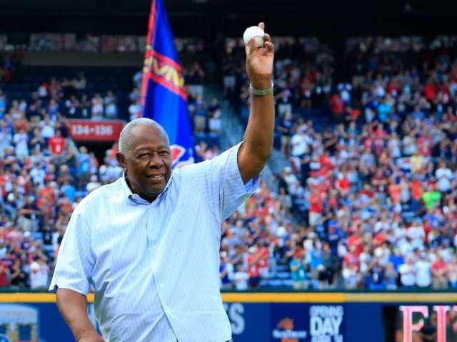 Hank Aaron, Atlanta Braves' Home Run King, Dead at 86