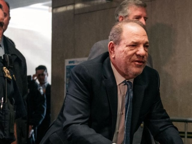 Harvey Weinstein Falls Ill in Prison, Being Monitored for COVID-19