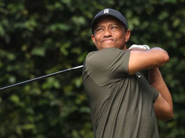 HBO Releases Trailer for Tiger Woods Docuseries