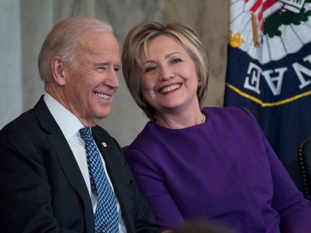 Hillary Clinton Weighs in on Joe Biden Defeating Donald Trump