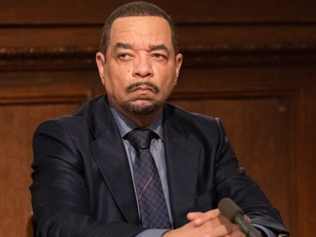 Ice-T Shares 'Law & Order: SVU' Behind-the-Scenes View From Character's Desk