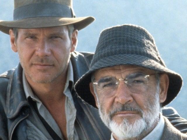Harrison Ford Breaks Silence on Sean Connery's Death