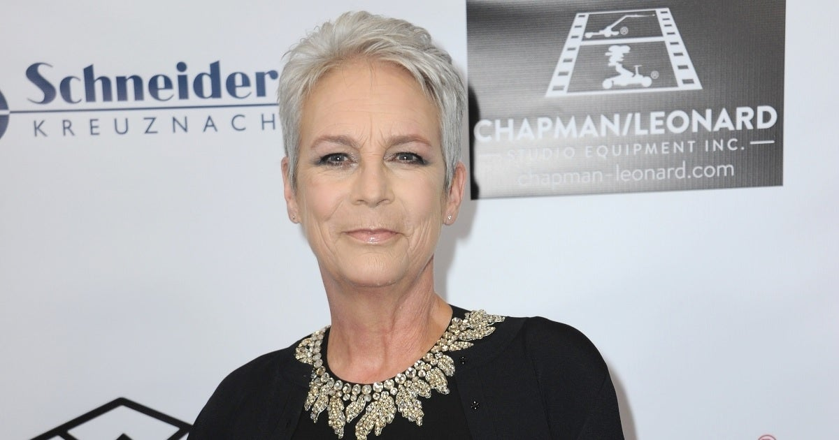 jamie lee curtis getty images