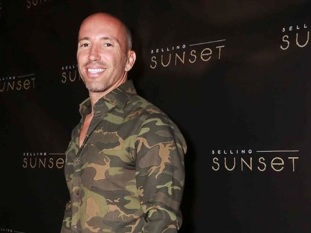 'Selling Sunset' Star Jason Oppenheim Responds to Rumors He's Dating 'Dancing With the Stars' Pro Sharna Burgess