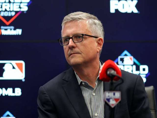 Ex-Astros GM Jeff Luhnow Sues Team, Criticizes 'Deeply Flawed' Investigation