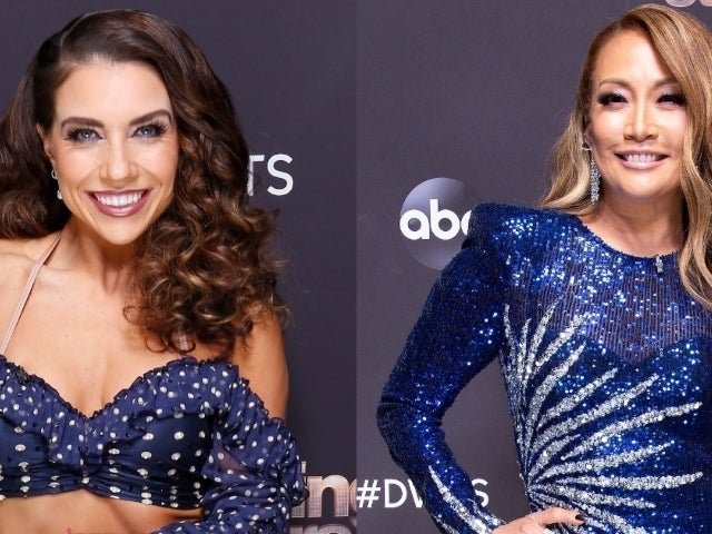 'DWTS' Pro Jenna Johnson Addresses Backlash Over Carrie Ann Inaba's Criticism of Artem Chigvintsev (Exclusive)