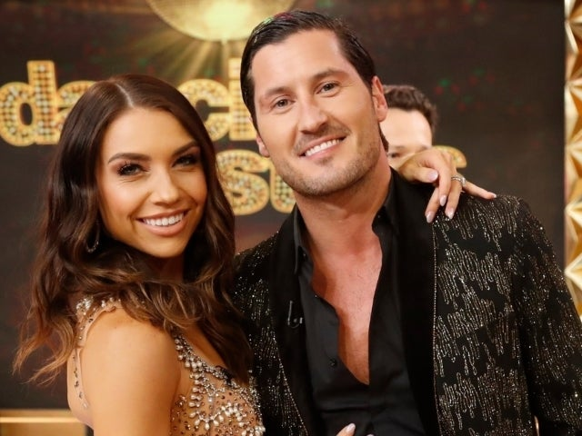 'Dancing With the Stars' Pro Jenna Johnson Details Challenges of Living Away From Husband Val Chmerkovskiy (Exclusive)