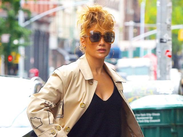 Jennifer Lopez Transforms Into 'Like a Virgin'-Era Madonna for Halloween