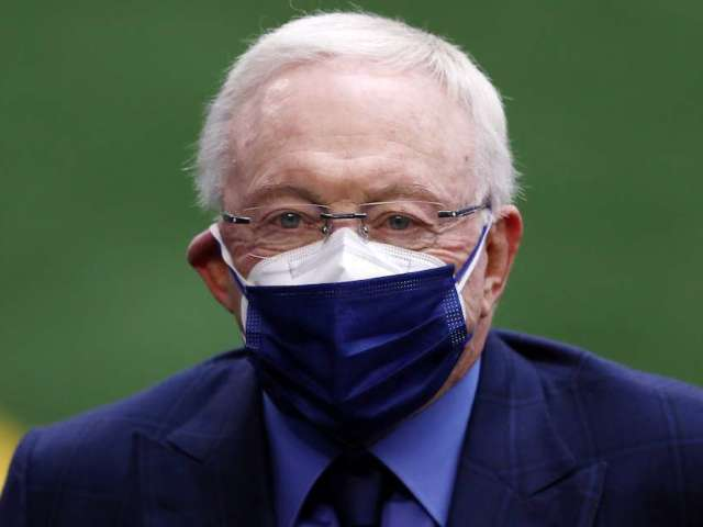 Dallas Cowboys Owner Jerry Jones Plans to Increase Number of Fans in Stands Despite COVID-19 Spike