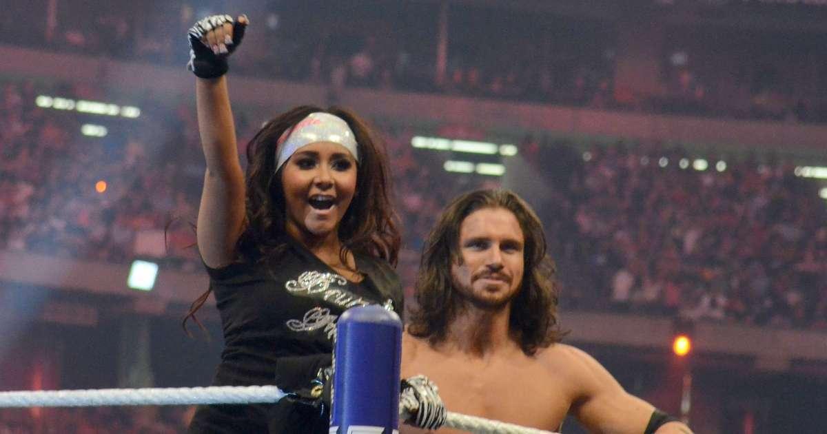Jersey Shore Star Snooki looks back WWE cameo