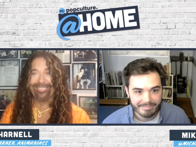 Jess Harnell - PopCulture @Home Exclusive Interview