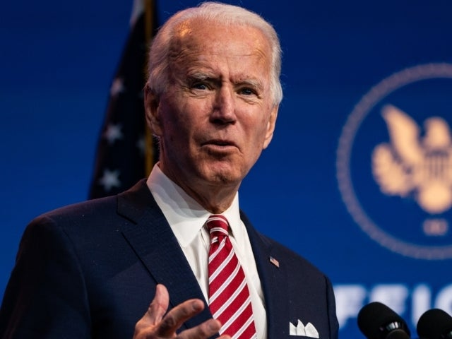 Joe Biden Vows That No Family Members Will Work at White House