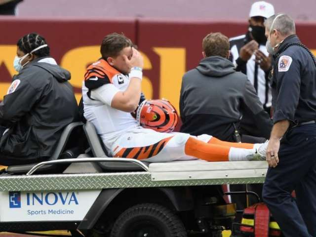 Joe Burrow Reportedly Suffers Additional Knee Damage, Bengals Coach Gives Update on When He'll Return