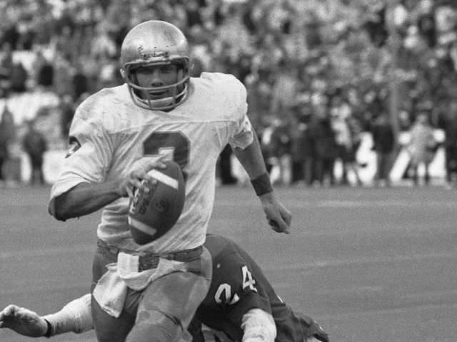 NFL Legend Joe Montana Talks Partnership With Guinness, Reflects on Career at Notre Dame (Exclusive)