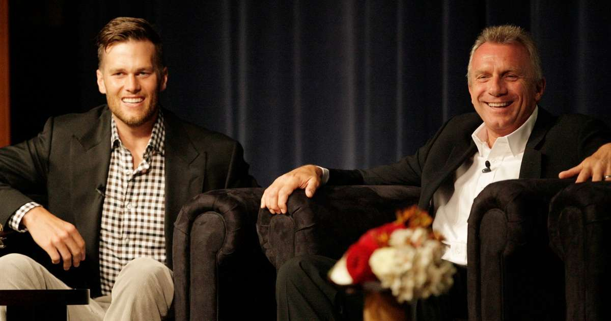 Joe Montana reveals Tom Brady play for as long as he can